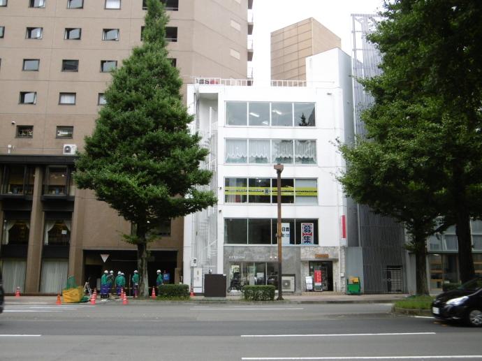 日吉第二ビル 2階