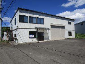 折立貸事務所・倉庫