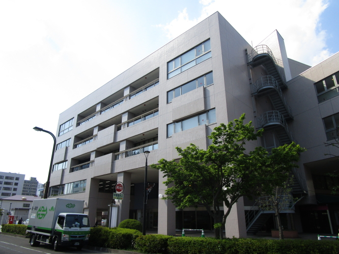 NAViS(ナヴィス)仙台ビル 1階事務所