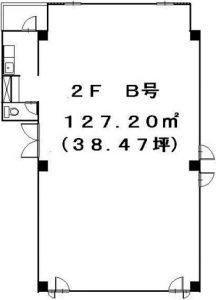 アルファ201 202号室