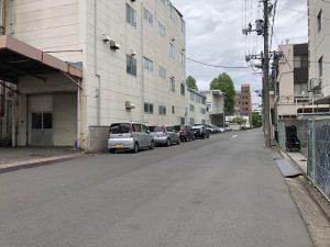馬渕貸事務所・倉庫