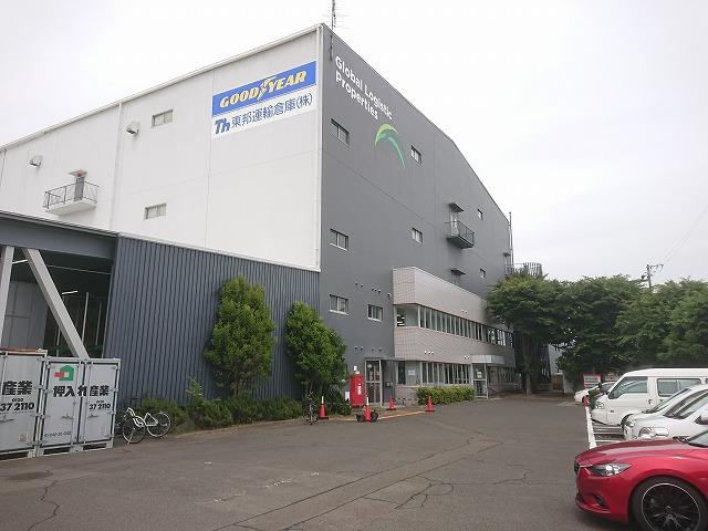東邦運輸倉庫㈱仙台扇町支店