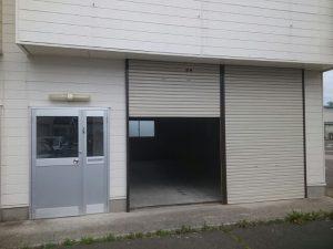 福田町南1丁目倉庫付事務所